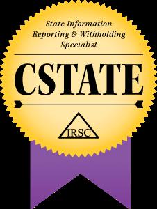 CSTATE Seal